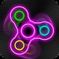 Fidget Spinner : Laser Hand Spinner