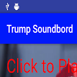 Donald Trump Soundboard APK Image