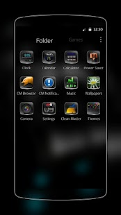 App Black Glassy Window APK for Windows Phone
