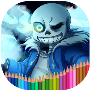 Coloring book for Undertale For PC / Windows 7/8/10 / Mac – Free Download