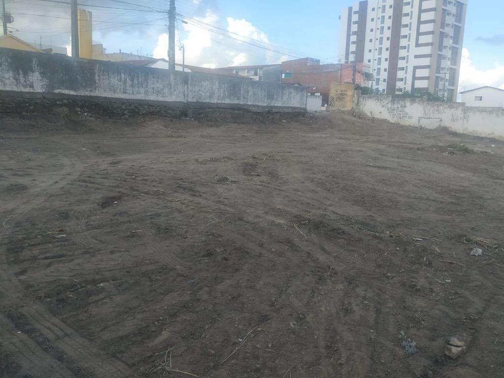 Terreno à venda, 1305 m² por R$ 485.000 - Alto Branco - Campina Grande/PB