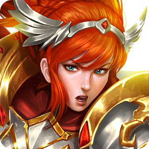 Play the ultimate puzzle RPG and become Legendary! APK Icon