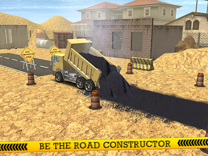 Download Android Game City Construction Road Builder for Samsung