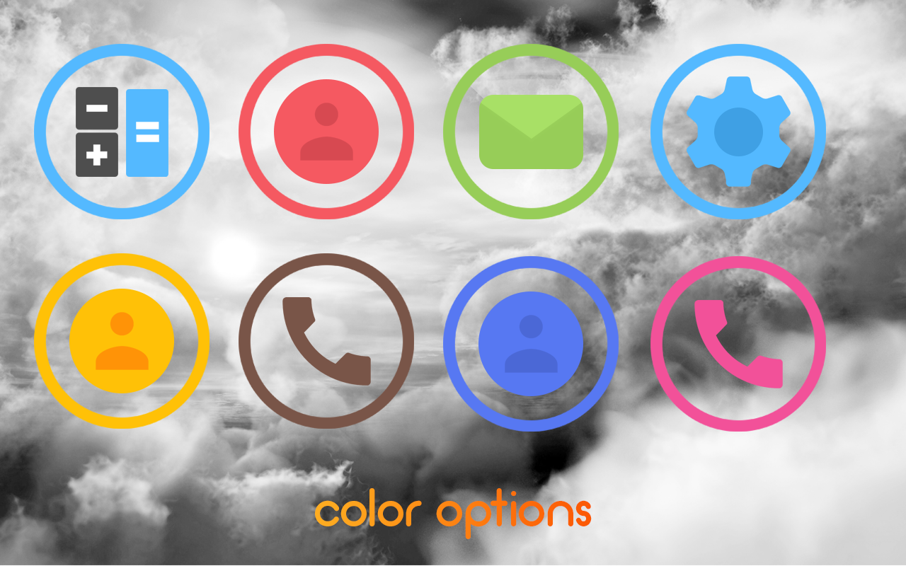 Revolve UI - Icon Pack Screenshot 3
