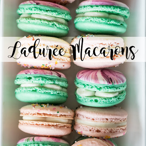 Laudree Macaron Recipe (and VIDEO!)
