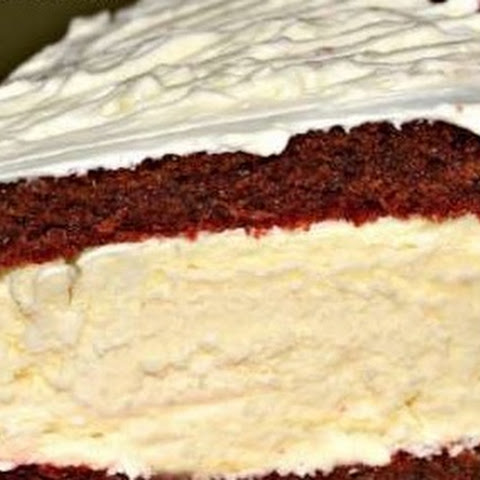 Red Velvet Roulade (gluten free)