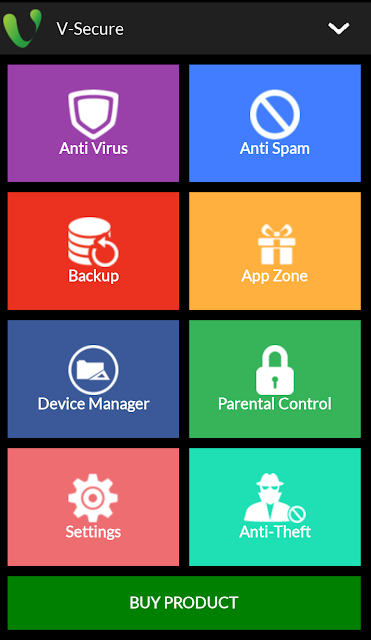 V-Secure screenshots