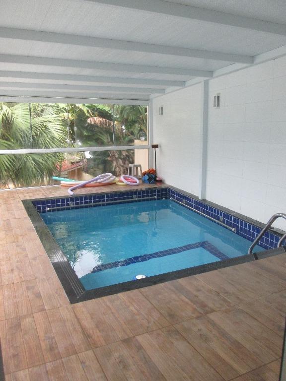 Casa 6 Dorm, Cacupé, Florianópolis (CA0459) - Foto 12