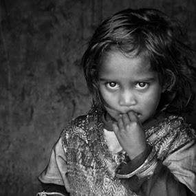 Sneha by Sudharshun Gopalan - Babies & Children Children Candids ( girl, sudharshun, kid, eyes )