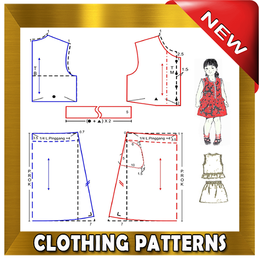 Patterns For Clothing (app)