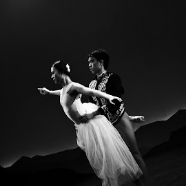 Giselle - Act II by Joni Chng - People Musicians & Entertainers ( dancers, performance, choreography, ballet, dance, giselle )
