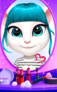 Meine Talking Angela – Miniaturansicht des Screenshots