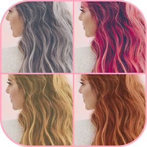 Hair color changer - Try different hair colors For PC / Windows 7/8/10 / Mac – Free Download