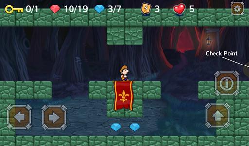 Super Adventures of mario - screenshot
