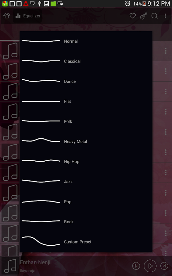 Music Player Plus - Paid Screenshot 3