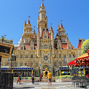 Universal Studio Castle by Al Afyz - Buildings & Architecture Public & Historical