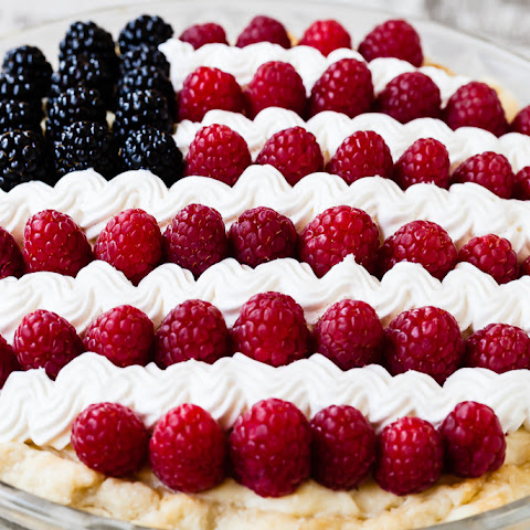 The Easiest Fourth of July Pie I've Ever Seen