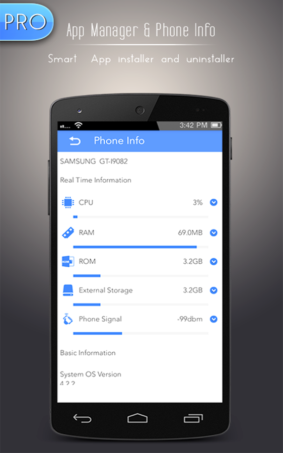 Phone Speed Booster Pro Screenshot 13