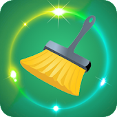 Captain Cleaner and Booster Icon