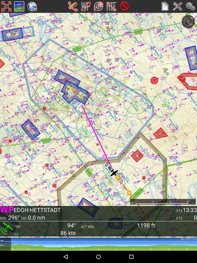 Air Navigation Pro Screenshot 14