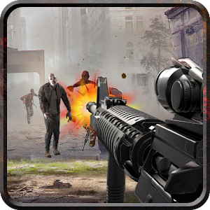 Zombie Survive War Shooting