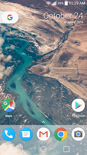Pixel Icon Pack-Nougat Free UI Screenshot