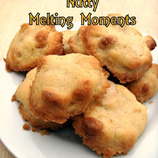 Nutty Melting Moments Cookies