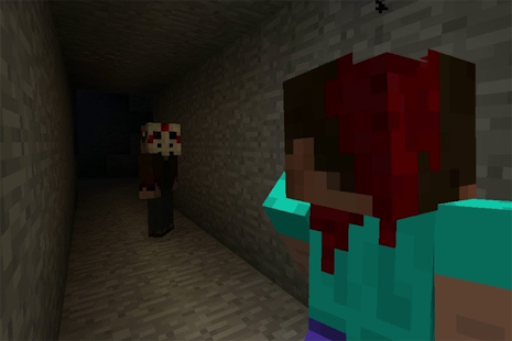 Mod Friday the 13th for MCPE