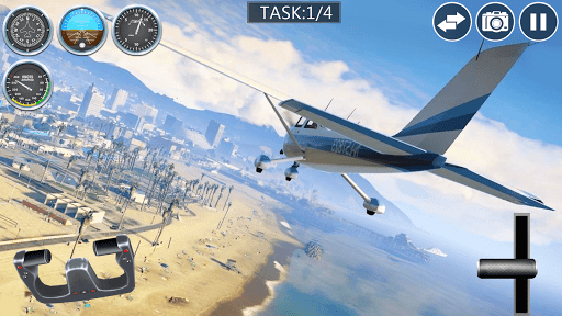 Airplane: Real Flight Simulator For PC