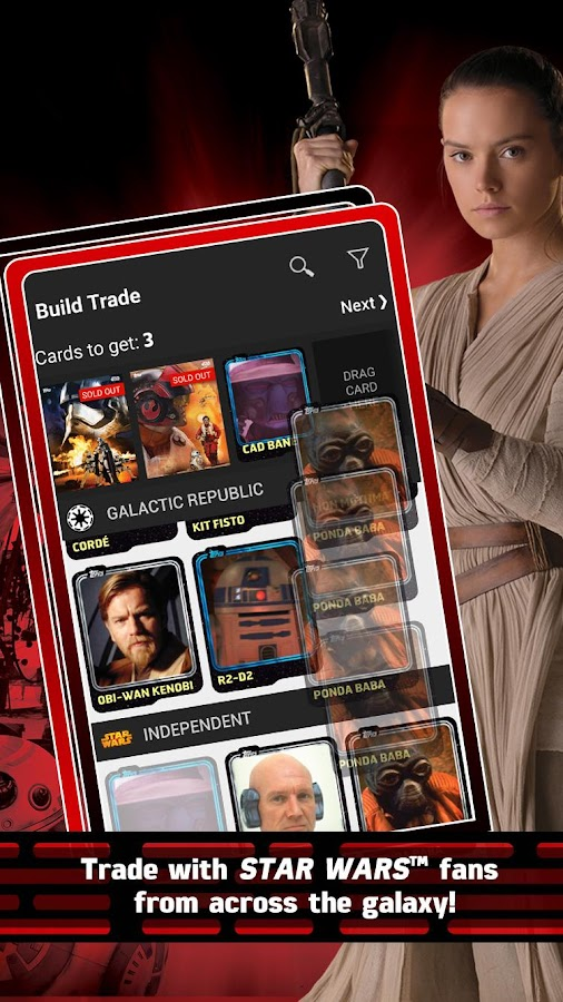 Star Wars™: Card Trader Screenshot 2