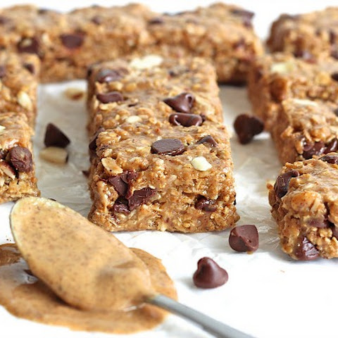 5-Ingredient Granola Bars