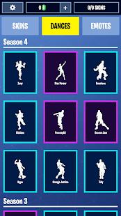 Fortnite Dances & Emotes & Skins