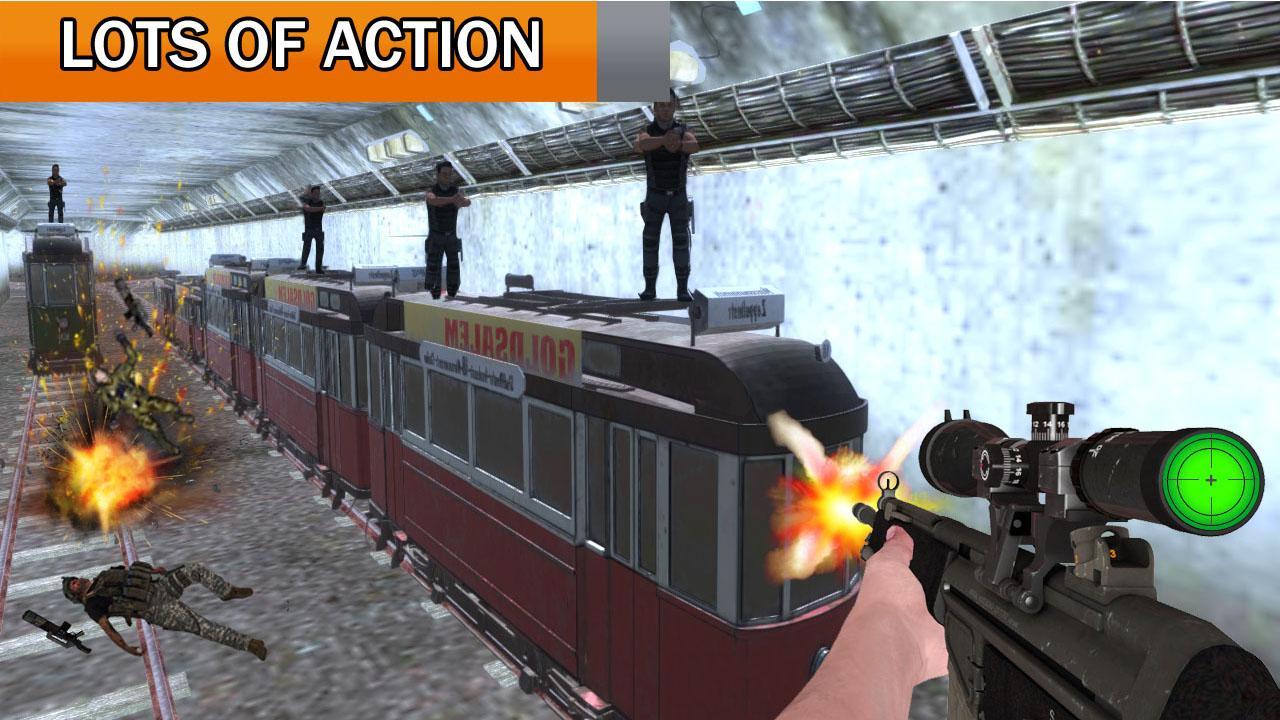 Angriff Scharfschütze Shooter android spiele download