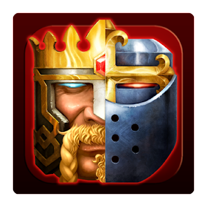 Clash of Kings - Build a Kingdom & fight in MMO combat to stand against the ages APK Icon