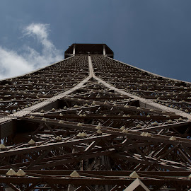 Eiffel Tower  by Valentin Rodriguez  - Buildings & Architecture Other Exteriors (  )