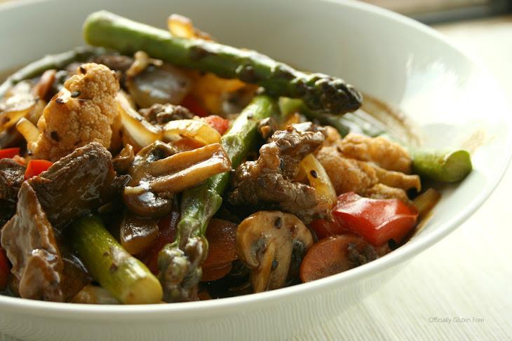Korean BBQ Beef Vegetable Stir Fry Recipe   Yummly