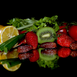 fruits and vegetables by LADOCKi Elvira - Food & Drink Fruits & Vegetables ( feruits )