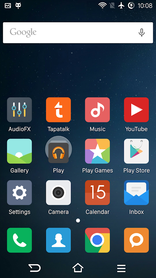 MIUI 8 - ICON PACK Screenshot 0