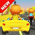 Upin Car Ipin Motorbike APK for Bluestacks