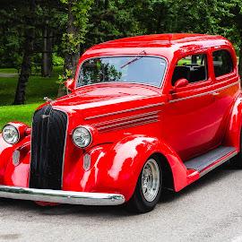 1936 Dodge by Dave Lipchen - Transportation Automobiles ( 1936 dodge )