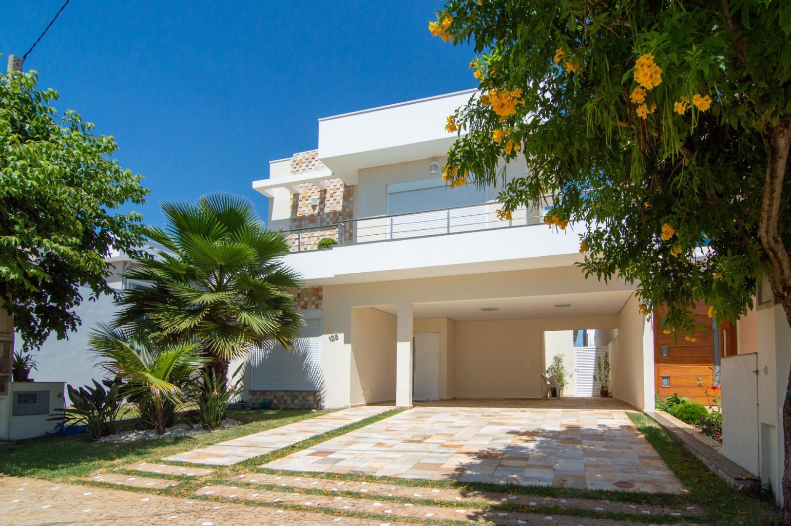Casa com 4 dormitórios à venda, 262 m² por R$ 1.200.000 - Condomínio Reserva Real - Paulínia/SP
