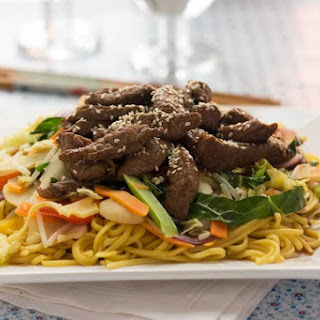 Beef Sauce For Noodles Recipes