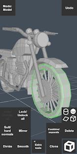 3D Modeling App - Sketch, Design, Draw & Sculpt