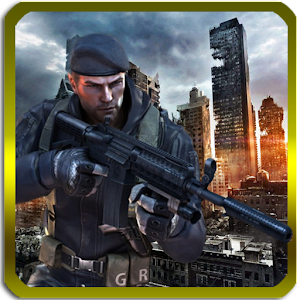 Commando City War- Free unlimted resources