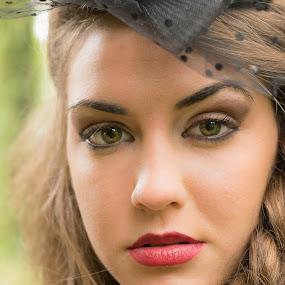 Bruna by Fernanda Magalhaes - People Portraits of Women ( retrato, beauty, close up, portrait, eyes )