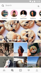 Instagram APK for Blackberry