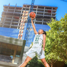 Building A Legacy by Kathy Suttles - Sports & Fitness Basketball