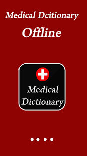 Medical Dictionary Free 2017 screenshot for Android