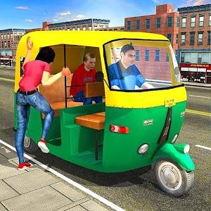 Tuk Tuk Driving Simulator 2018 For PC (Windows & MAC)
