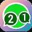 2 whatsapp account pro guide